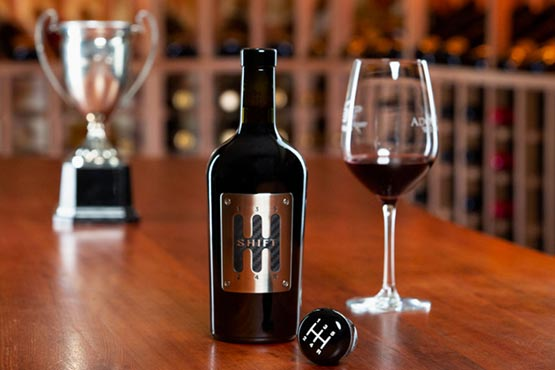 SHIFT Racing Series Wine