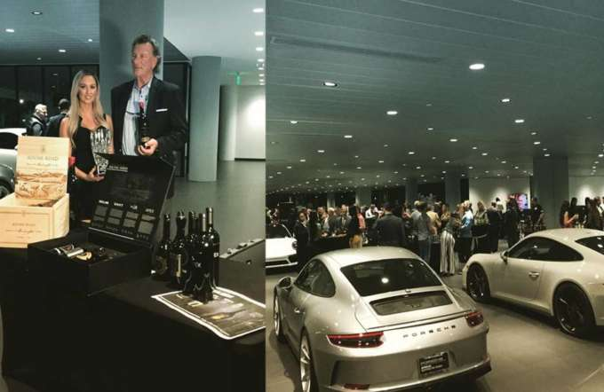 Porsche South Orlando event